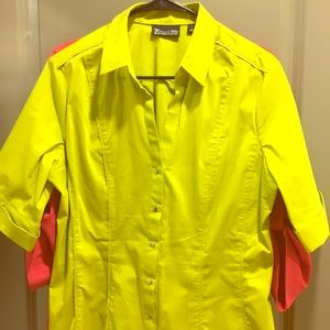 Lime New Co Blouse